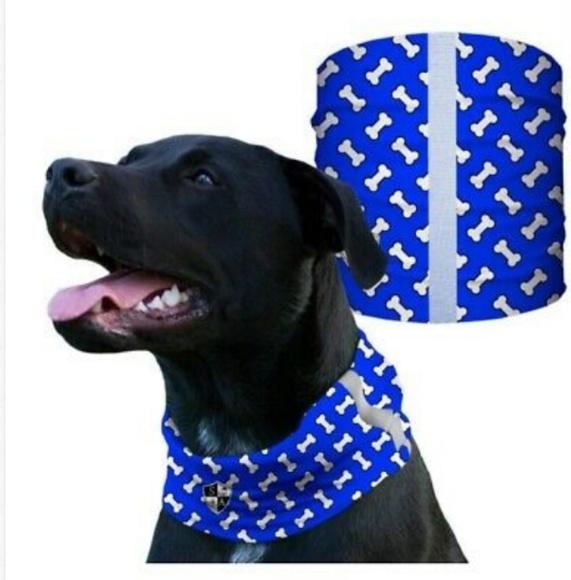 SA COMPANY Other - Bones Dog Bandana Scarf Shield